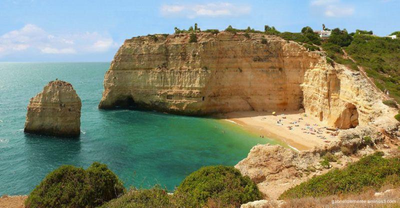 Praia do Carvalho-Algarve