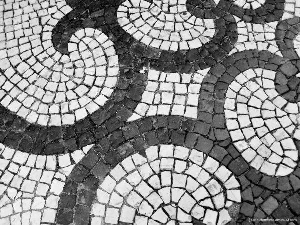 Pavimento de Loulé-Portugal