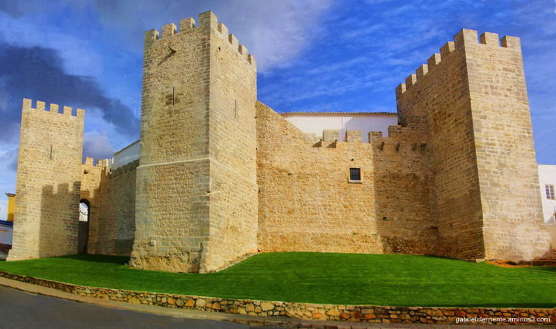 Castle of Loulé - Portugal
