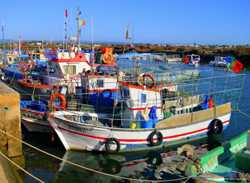 Fuseta-Algarve