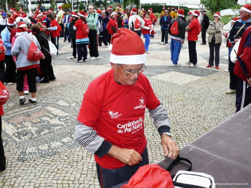 Santa Klaus Walk