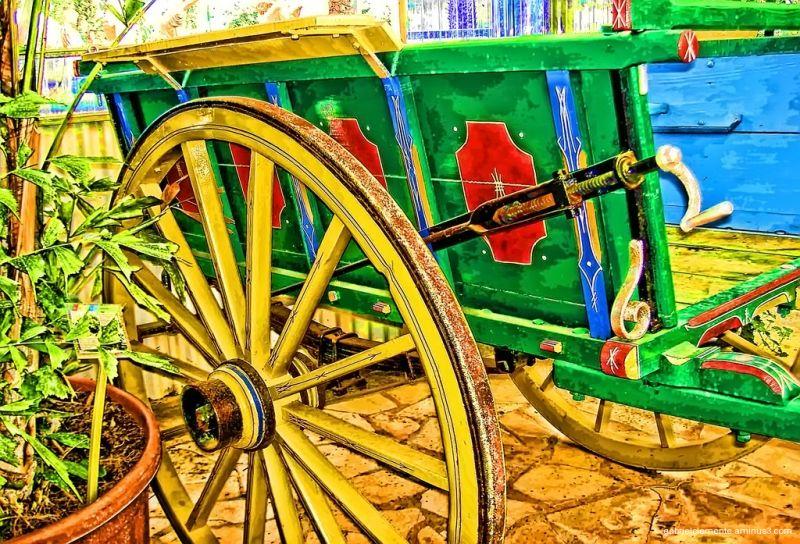 Algarve cart