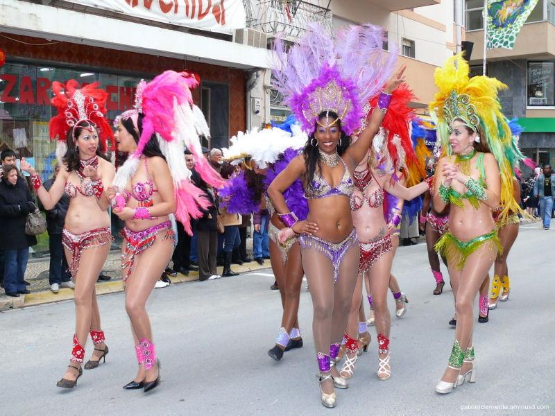 Carnaval Loulé Algarve