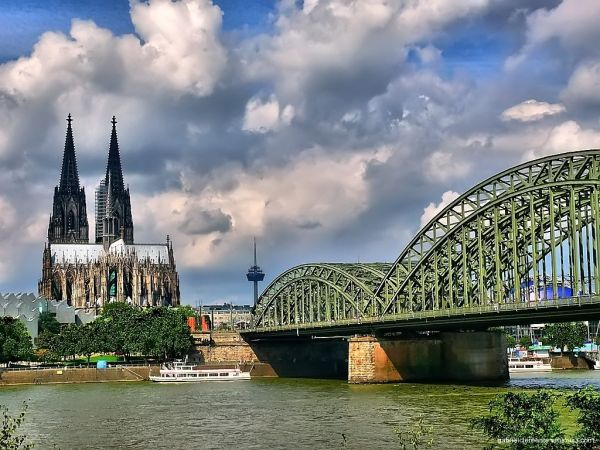 Chatedral of Cologne