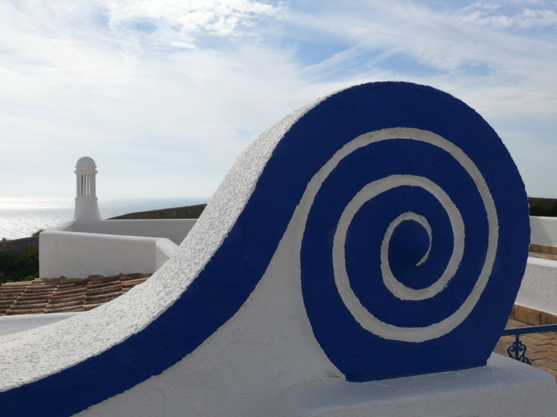 Algarve Blue