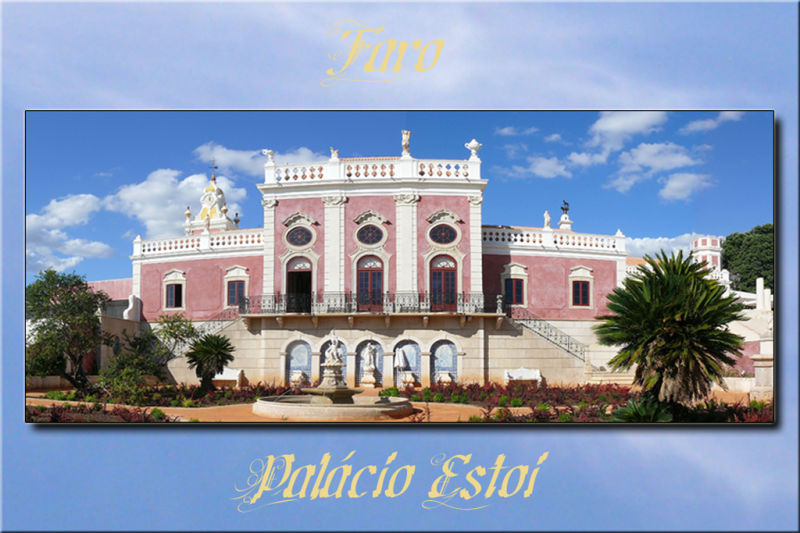 Faro- Estoi Palast