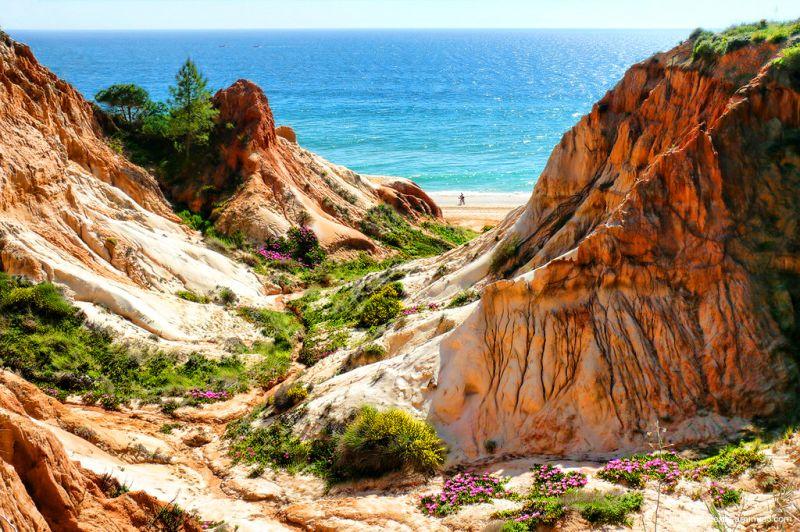 Falesia Beach-Algarve