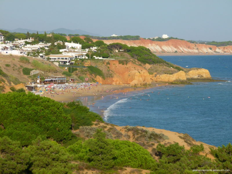 Algarve Beach-Maria Luisa