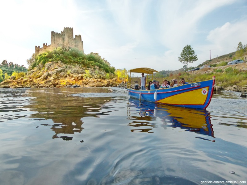 Castel of Almourol - Portugal