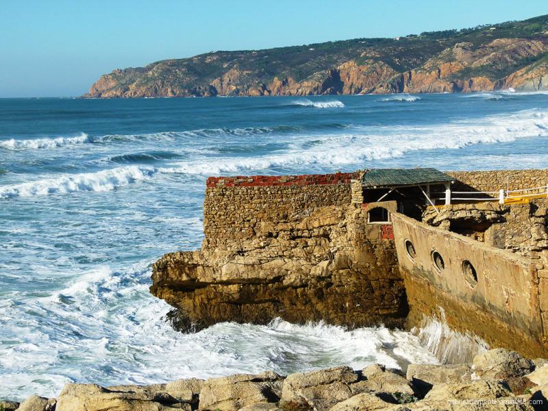 Azenhas do Mar-Sintra