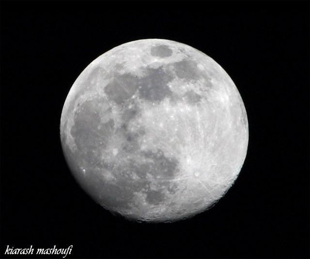 my moon !