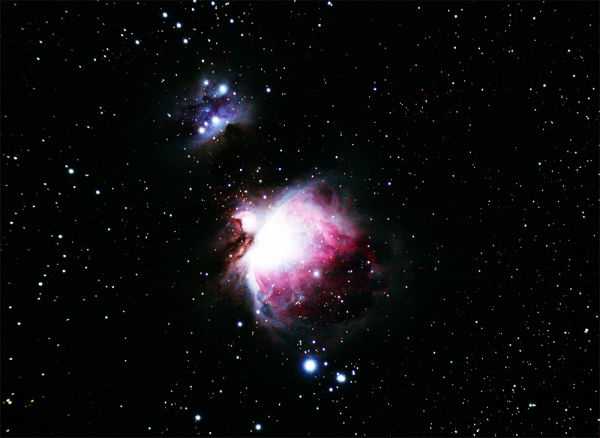 orion,nebula,astronomy,dark,sky,universe,observe
