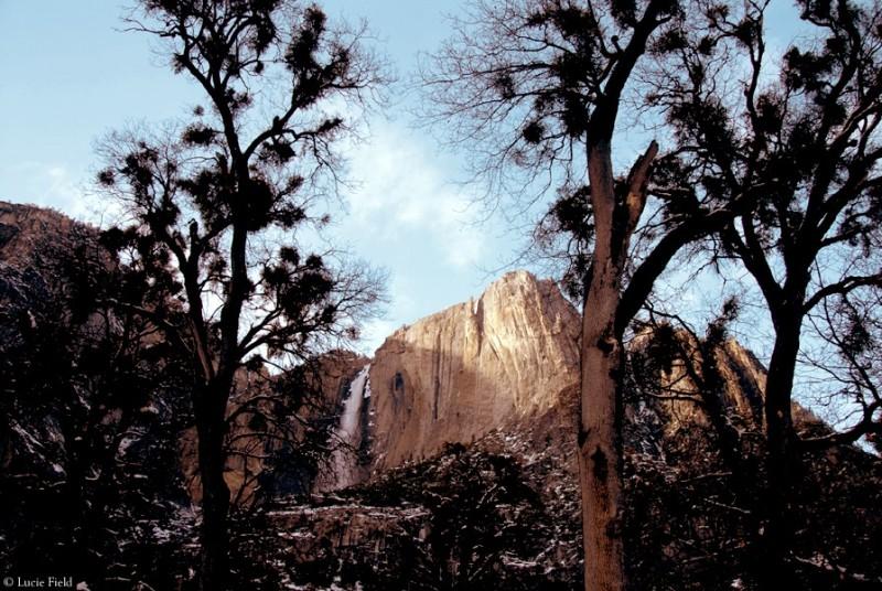 yoemite falls yosemite national park