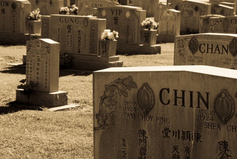 chinese cemetery french camp california