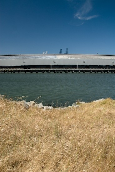 shed pier 96 san francisco california