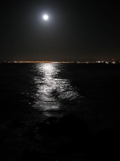 moon monterey california