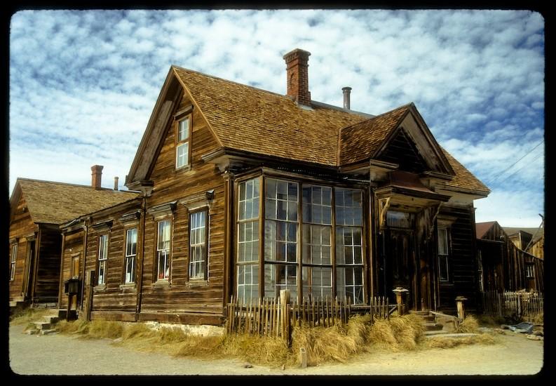 j. s. cain residence bodie california