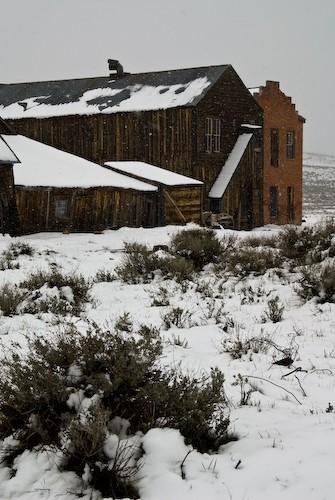 snowy bodie california II