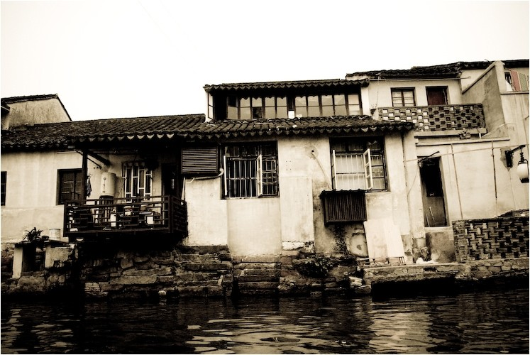 canal houses suzhou china II