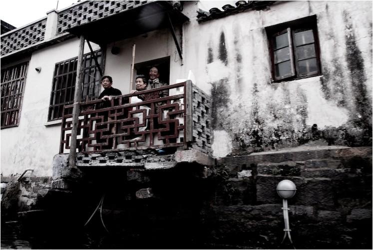 canal family suzhou china