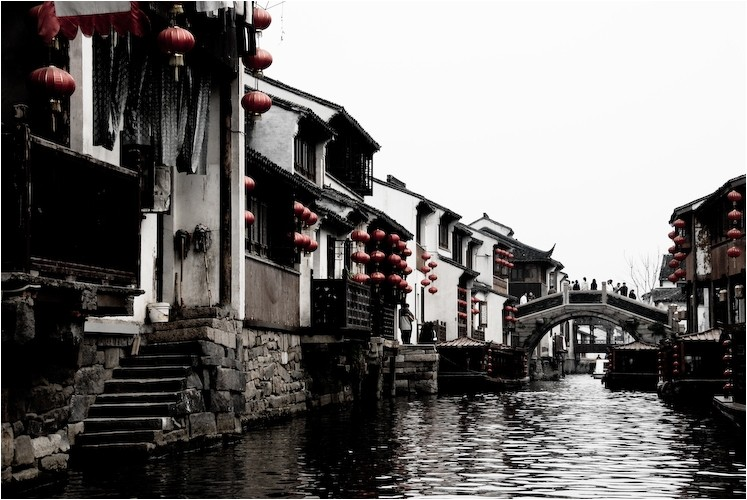 canal suzhou china V