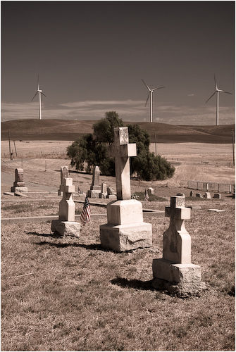 cemetery collinsville california II