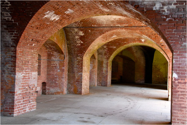 arches fort point san francisco