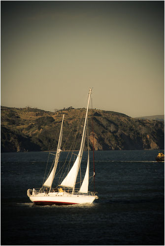 boat san francisco bay california