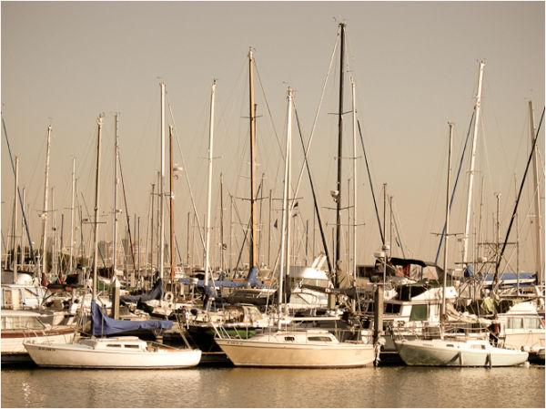 boats emeryville marina california