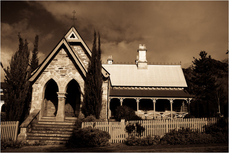 church clarendon south australia