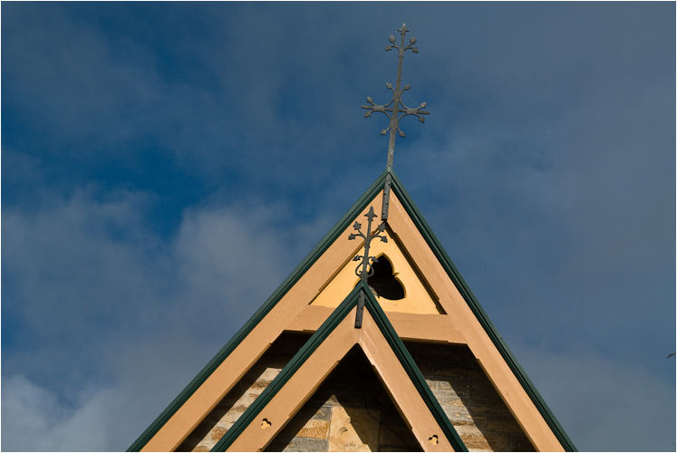 roof church clarendon south australia