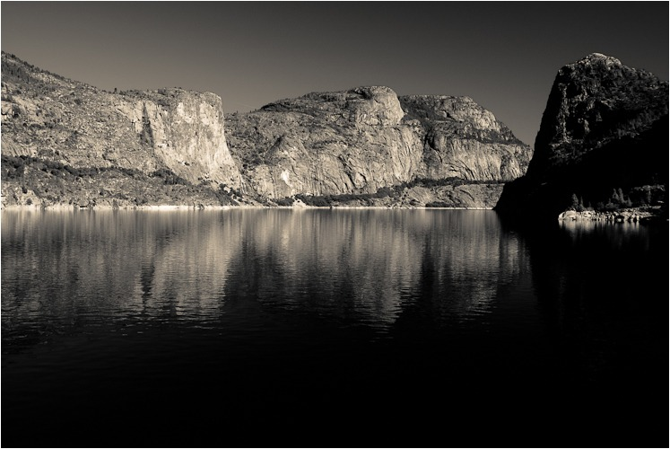 hetch hetchy yosemite california