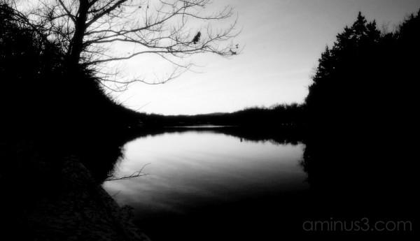 Dusk at the Lake