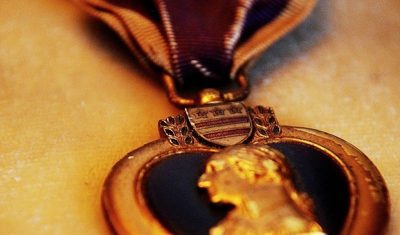 Purple Heart, Military, WWII, Nikdon