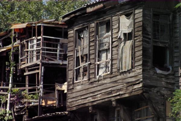 Zeyrek houses