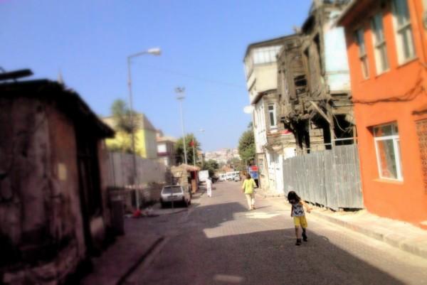 zeyrek streets