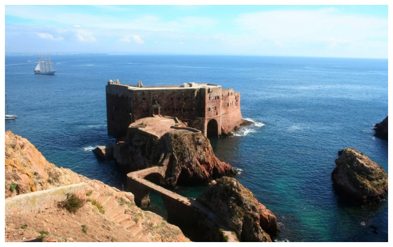 Forte S. João Batistas - Berlengas