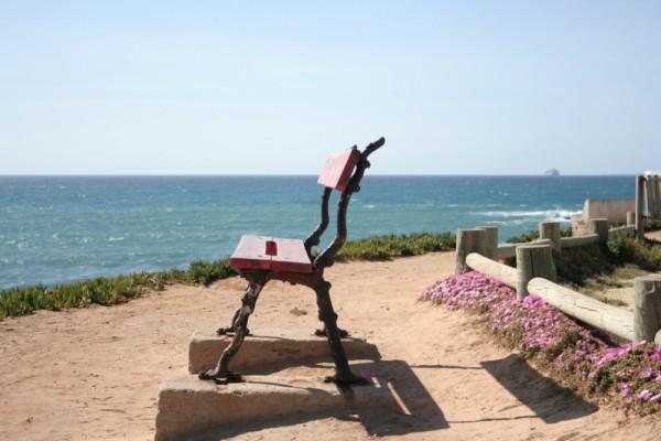 Sentar para ver o Mar