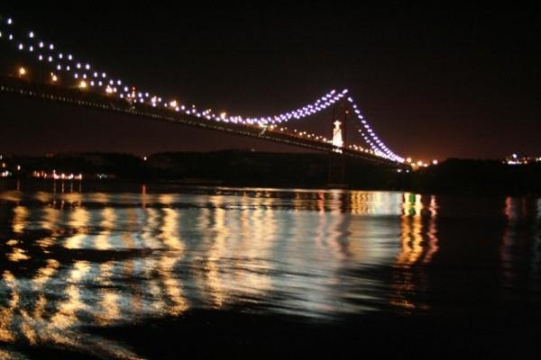 Ponte 25 de Abril...