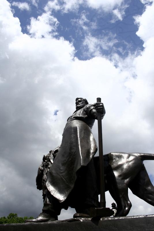 Anjo do Vitória Memorial - London