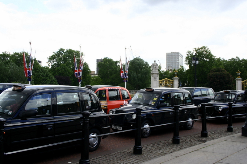 Taxi - London