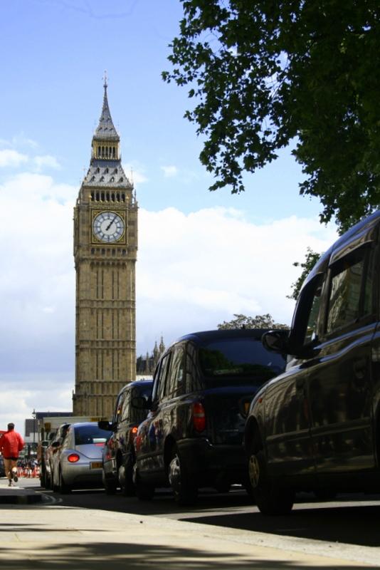 Tower Clock - London