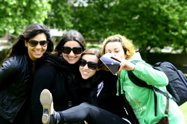 Friends Travel - London