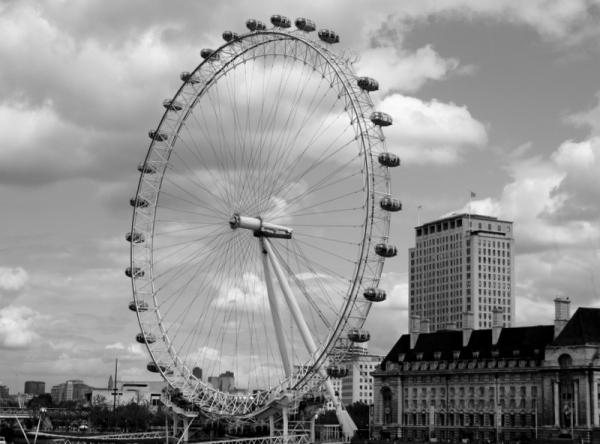 London Eye  III - London