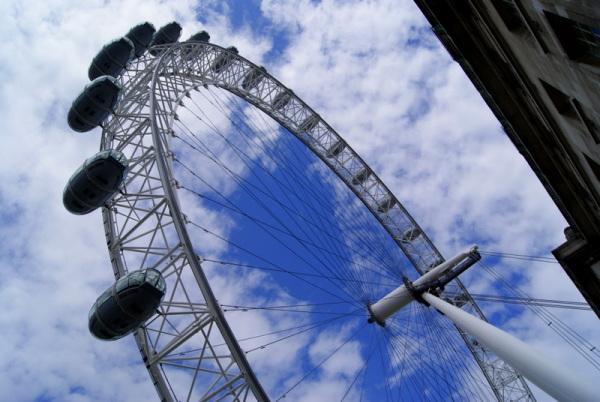 London Eye  V - London