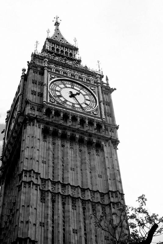 Clock Tower - London