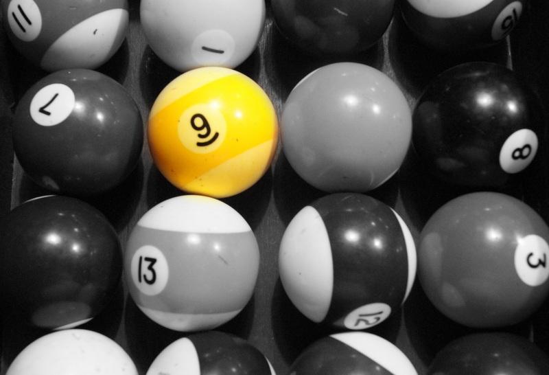 9 Ball