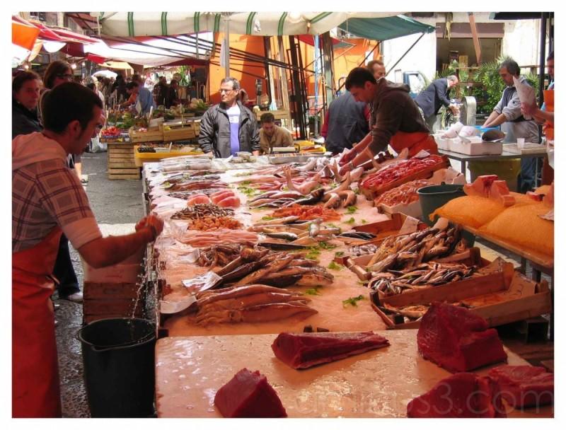 mercato Capo: fishermans