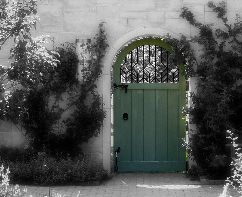 The Green Door