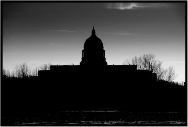 Capital building in Jefferson City Missouri.